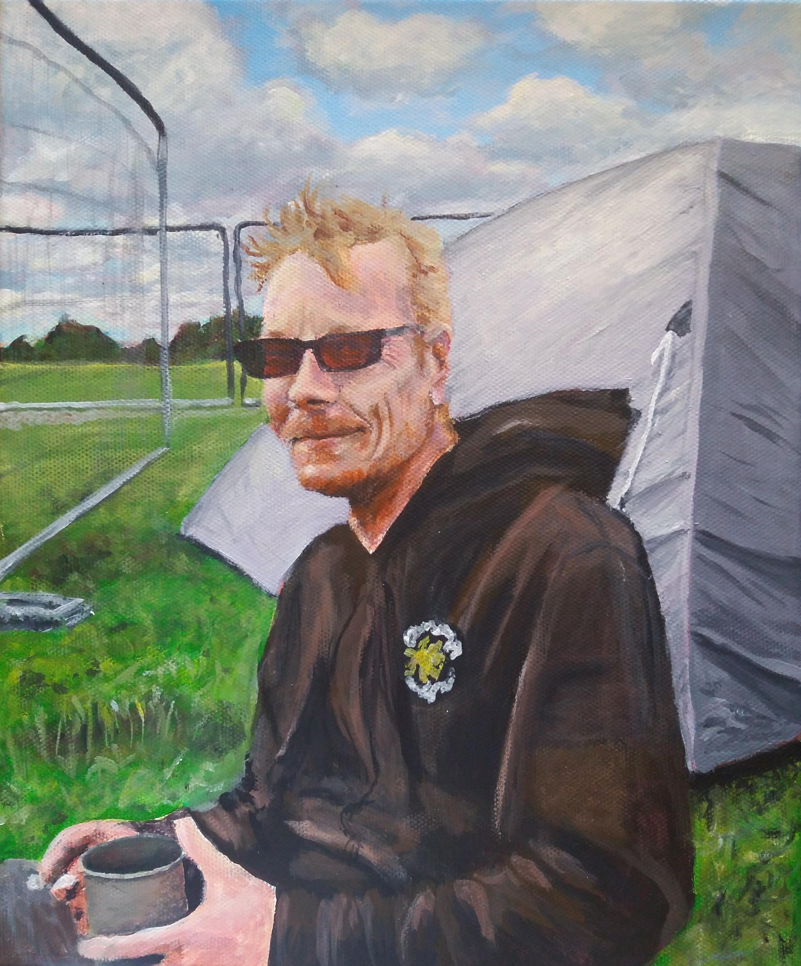 Crispian Baker, 1972-2015