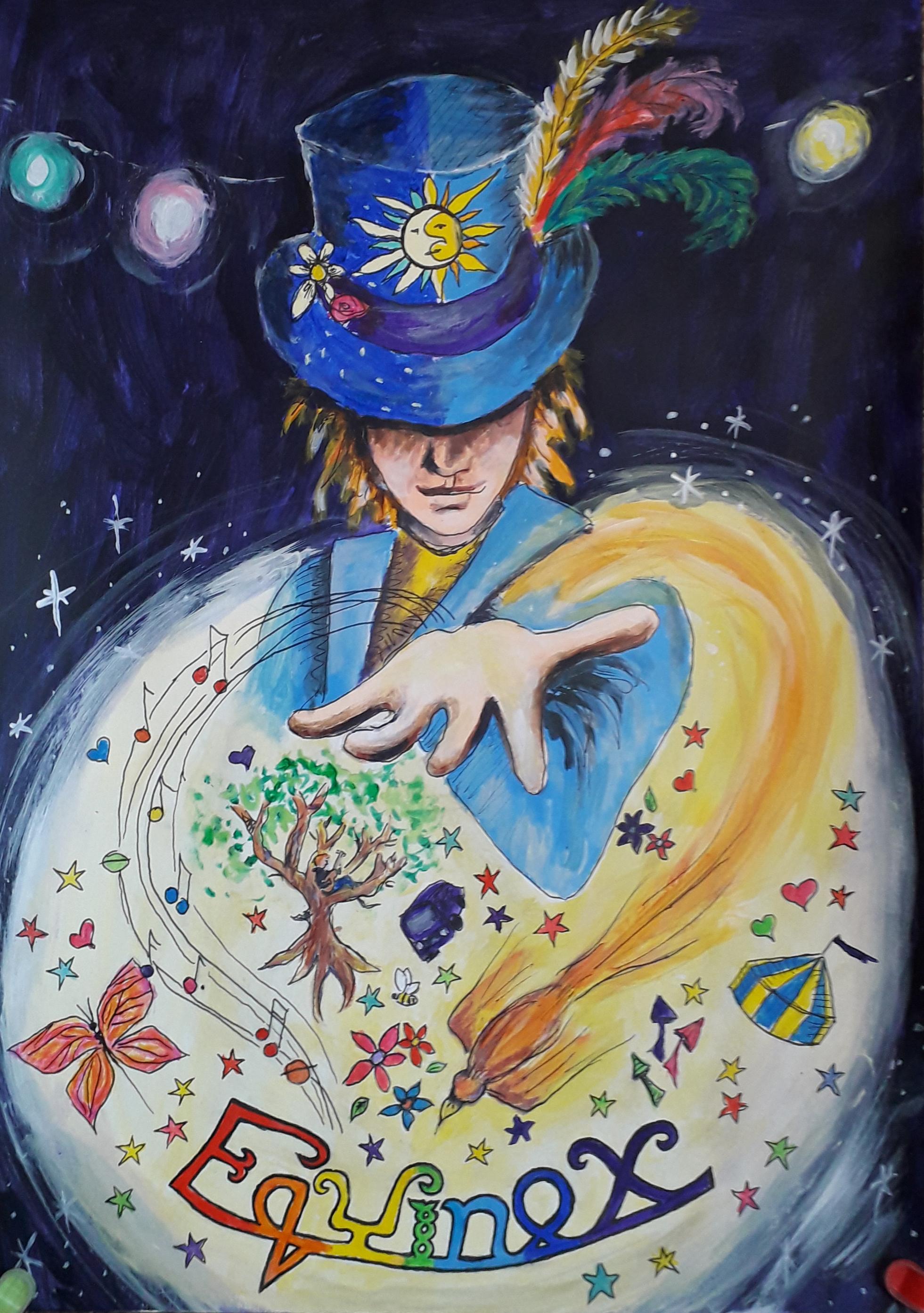 Equinox Flier art