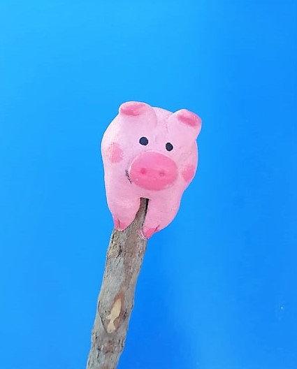 Crayon cochon