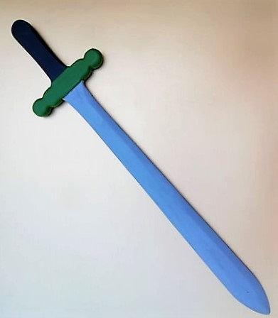 Petite épée verte