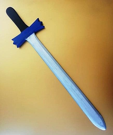 Grande épée bleue