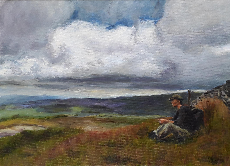 Landscape with Em