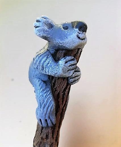 Crayon koala