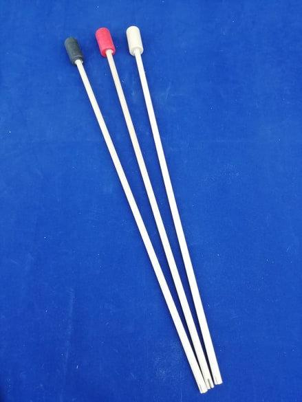 Flèches pour grand arc x 3