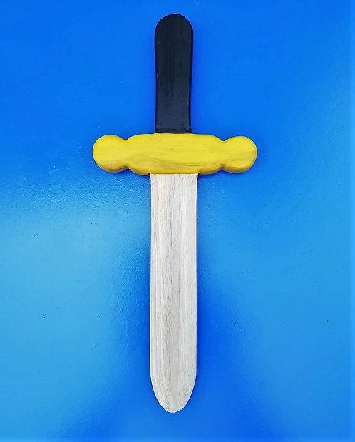 Dague jaune