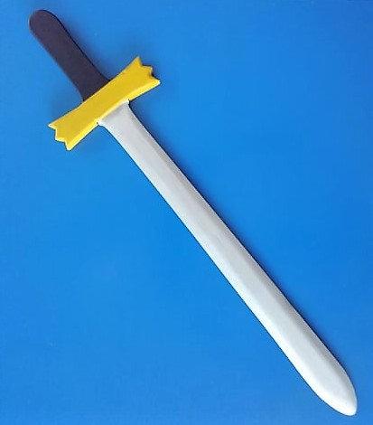 Petite épée jaune