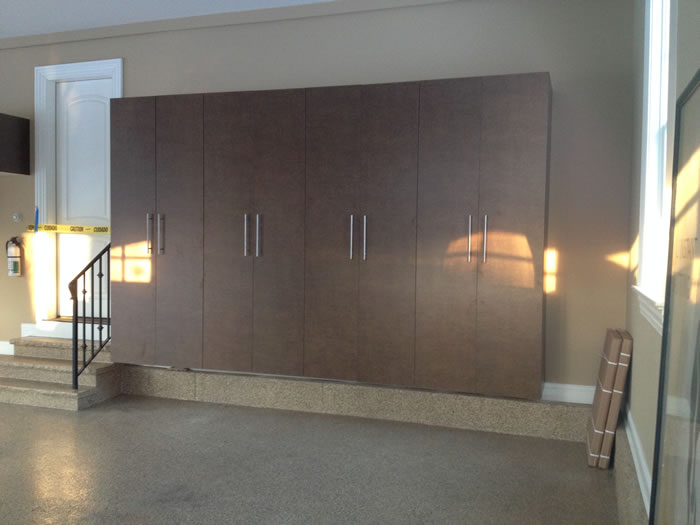 garage cabinets and storage options