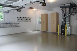 locker style garage cabinet storage system