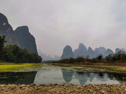馮翠瑜-桂林山水