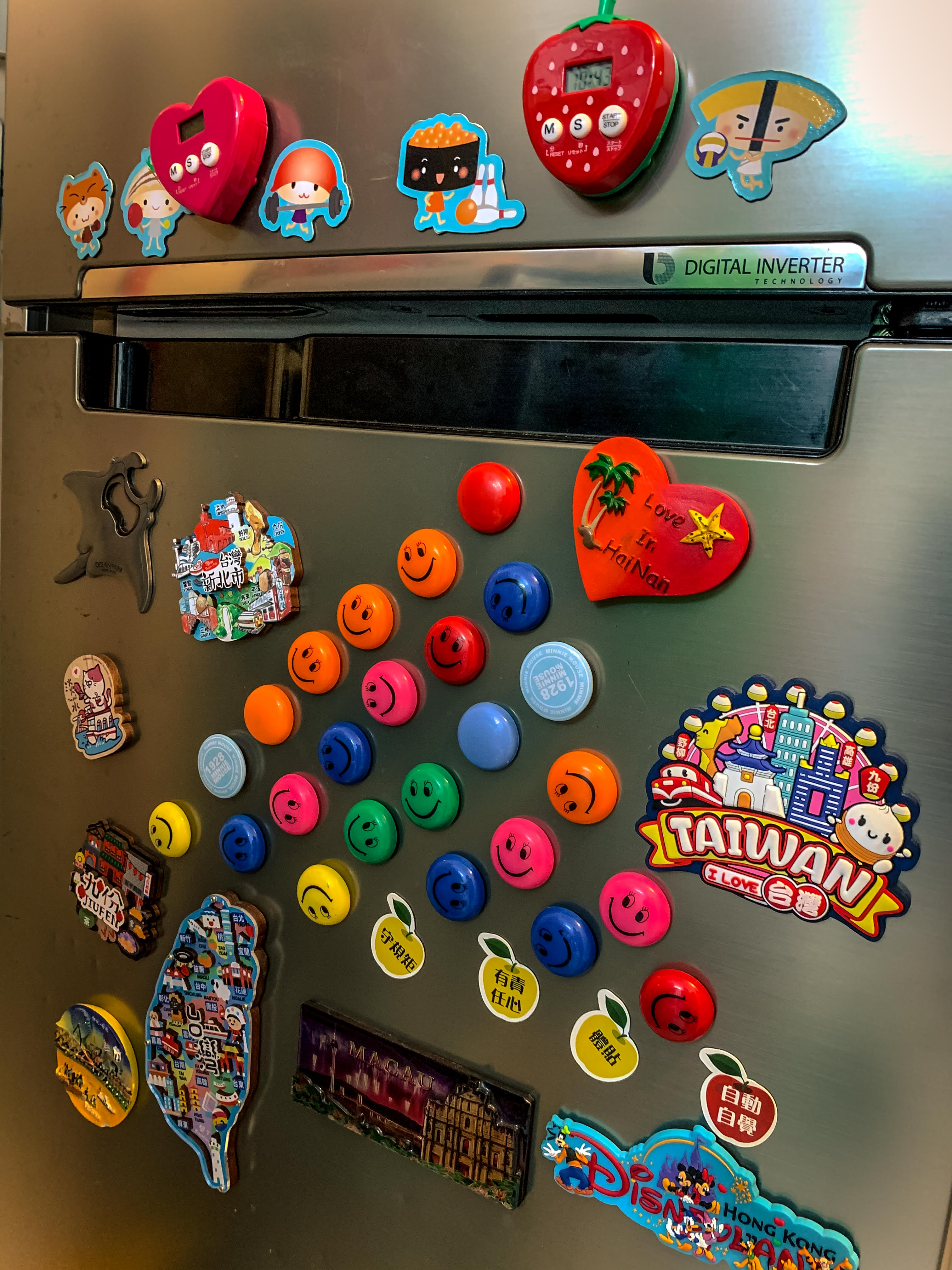 岑卓軒_Shum Cheuk Hin_6.5yr_這是我們家的雪櫃門