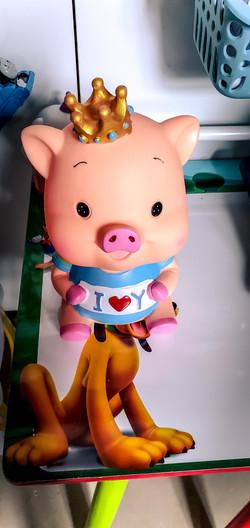 梁鍵鋒-我的豬仔錢箱