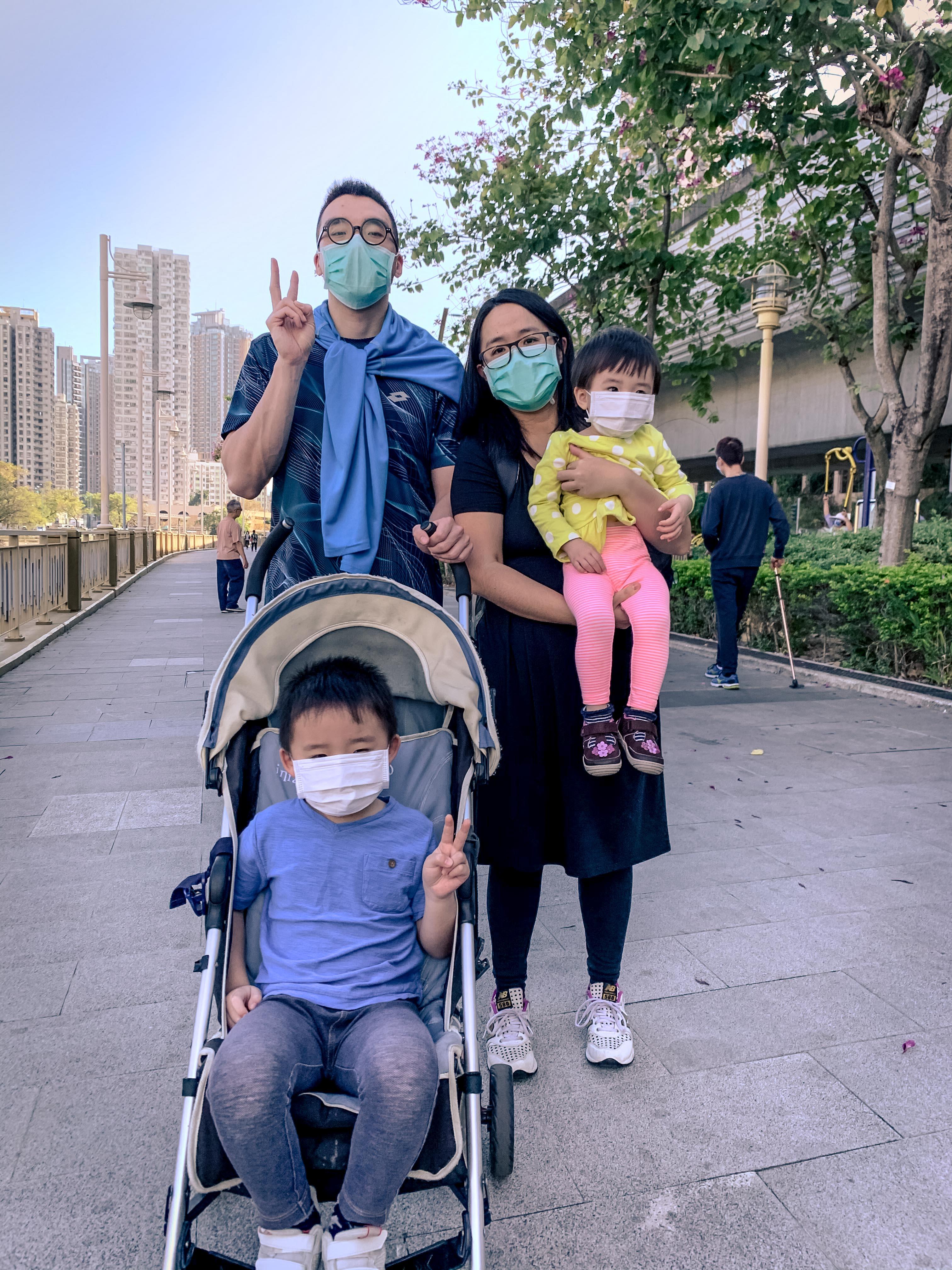 Chu So Yu-散步的樂趣
