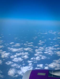 Wong Nok Mei一片藍天