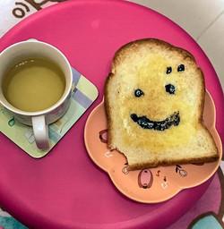 黎海澄-為媽媽準備的開心早餐