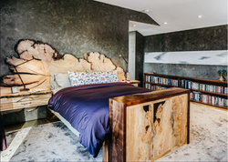 Filmore master bed
