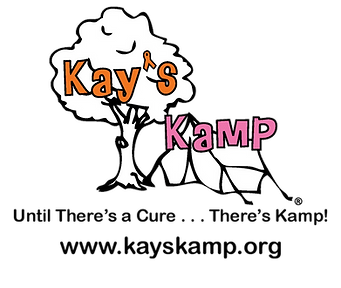 Kay's Foundation. Kay's Kamp. Childhood Cancer. Pediatric Oncology. Helping kids with cancer