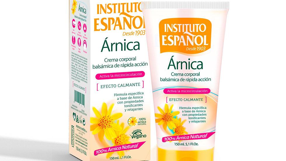 ÁRNICA - Crema corporal balsámica de rápida acción