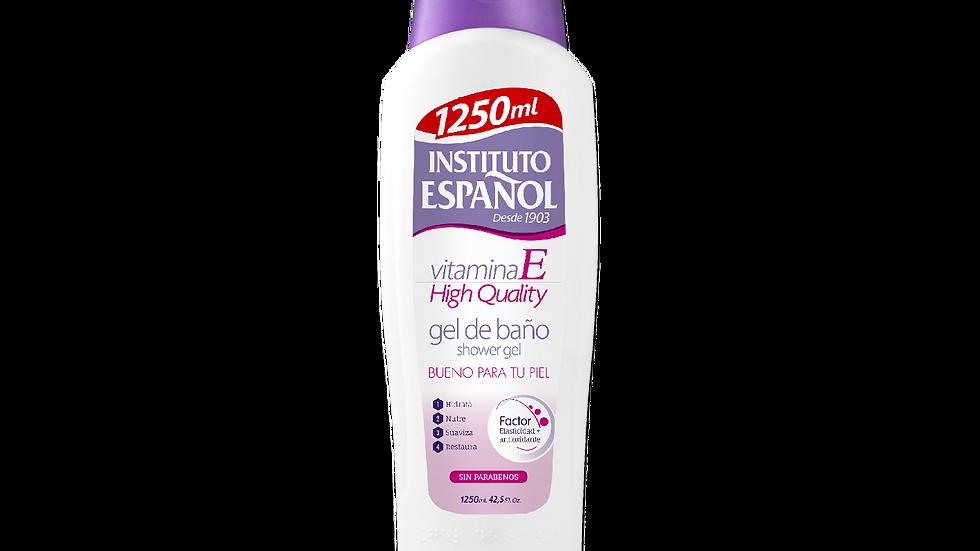 Instituto Español - Gel de Baño Vitamina E 1250ml
