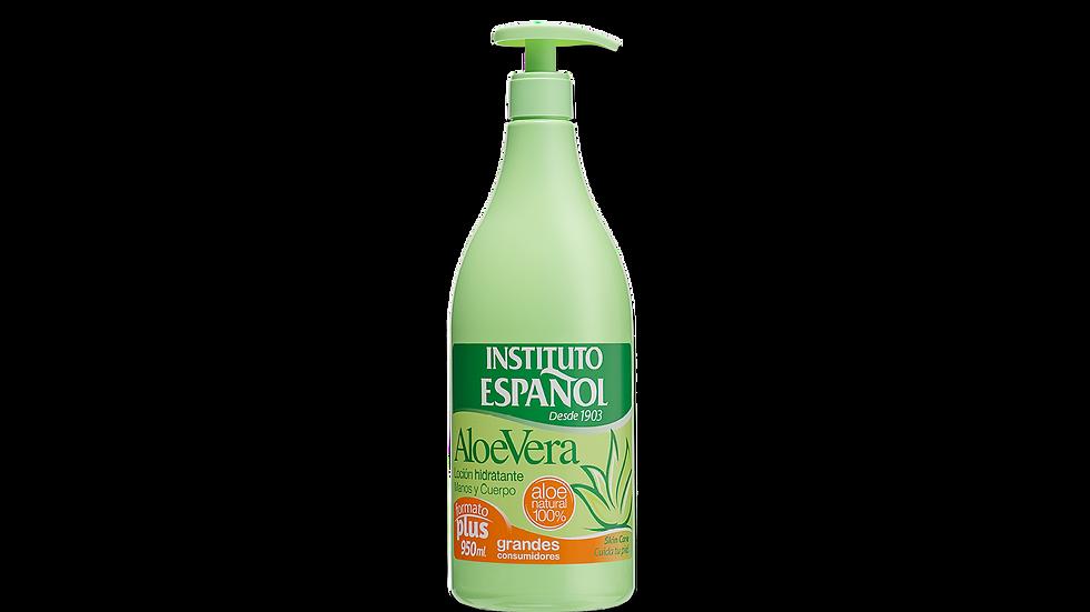Instituto Español - Loción Hidratante Aloe Vera 950ml