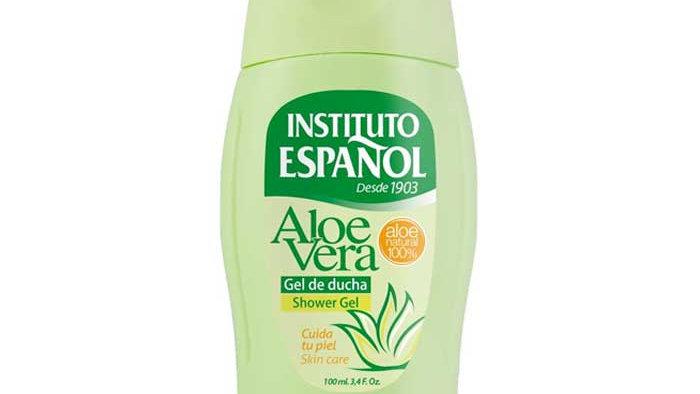 Instituto Español - Gel de Baño Aloe Vera 100ml