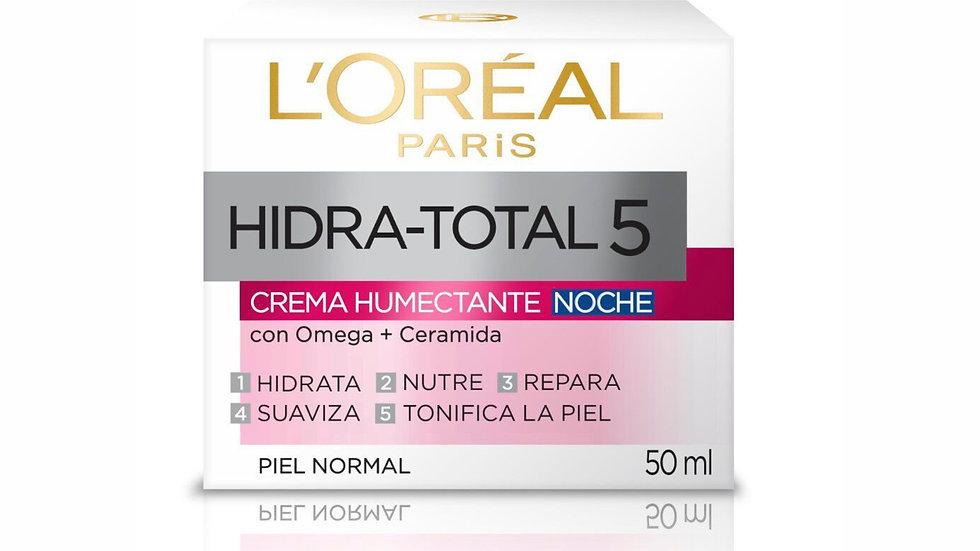 Hidra-Total 5 Crema Hidratante Cuidado Nocturno