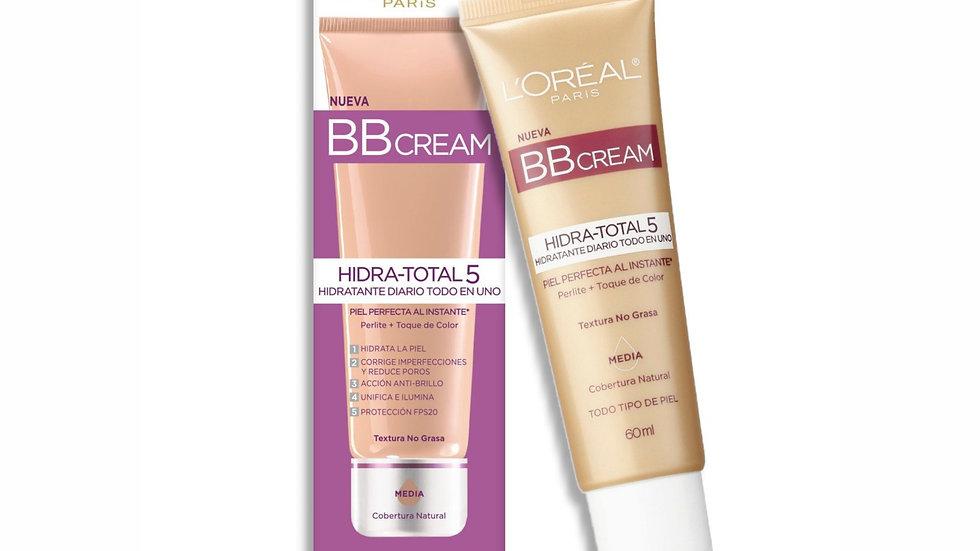 Bb Cream Hidra Total 5 Hidratante