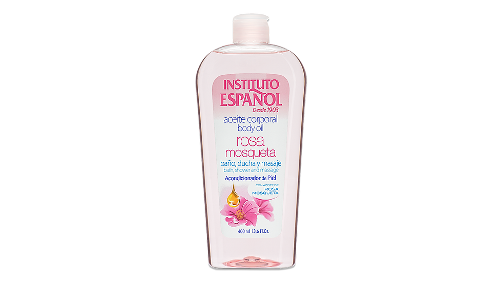 Insituto Español - Aceite Corporal Rosa Mosqueta