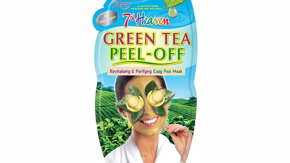 Peeling de Té Verde