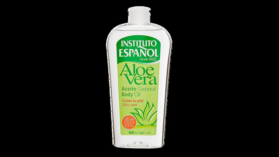 Instituto Español - Aceite Corporal Aloe Vera