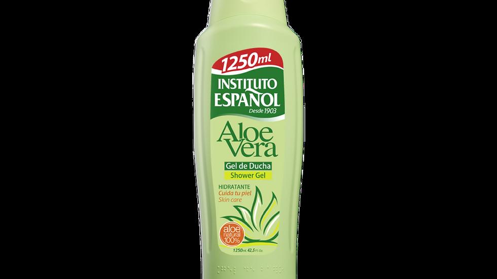 Instituto Español - Gel de Baño Aloe Vera 1250ml