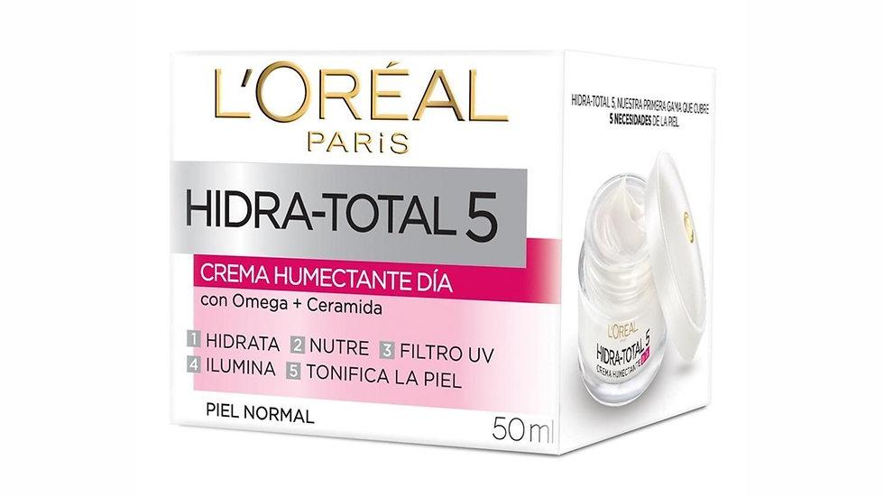 Hidra-Total 5 Crema Humectante Día