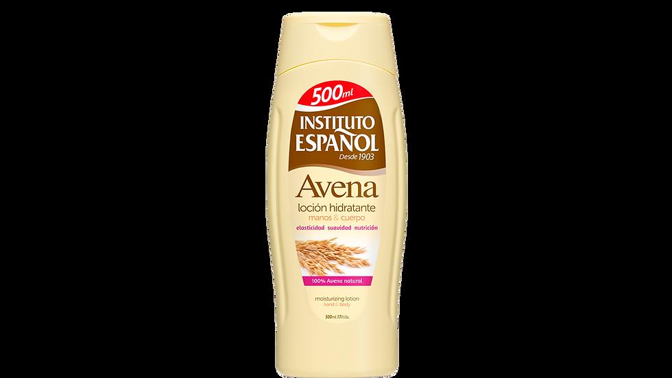 Instituto Español - Loción Hidratante Avena 500ml