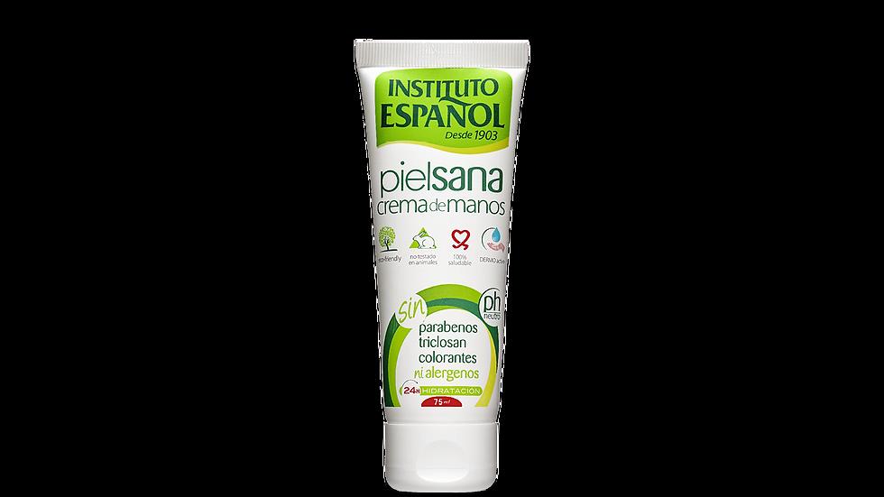 Instituto Español - Tubo Crema de Manos Piel Sana
