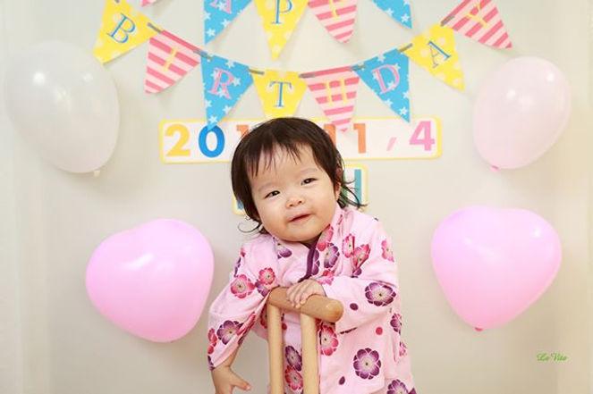 ファミリーフォト撮影「1歳おめでとう」_#誕生日 #1才 #おめでとう #hap