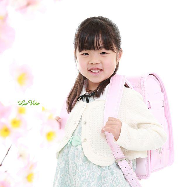 入園入学記念フォト。もうすぐ1年生!_#もうすぐ入学 #子供 #出張撮影 #記念