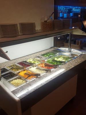 Unser Salat-Buffet