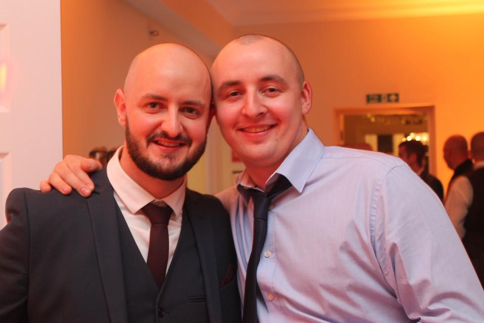 Aberfoyle wedding