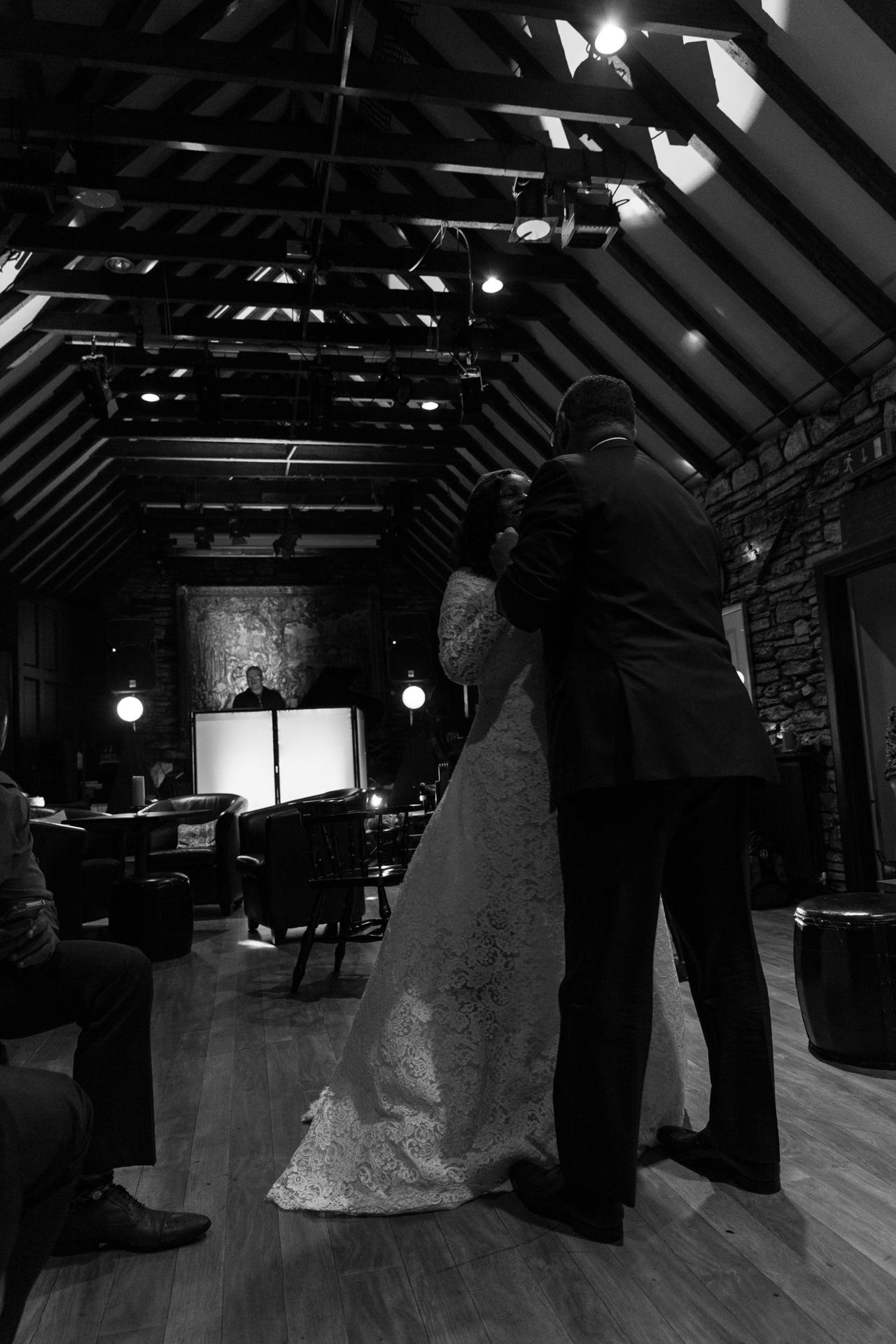 Ackergill Tower wedding