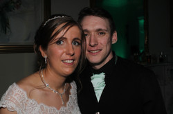 Ballathie bride and groo