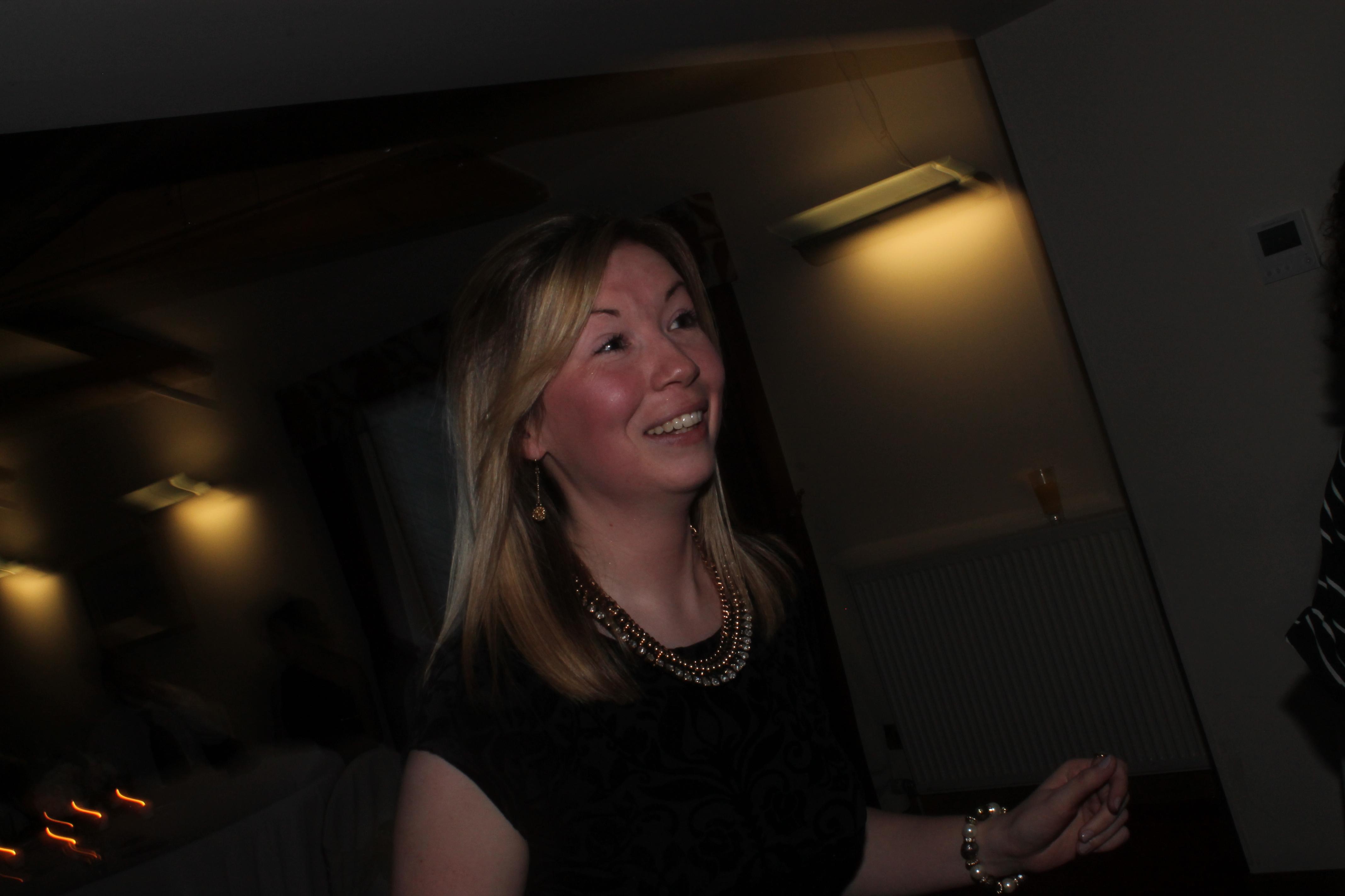 Dundee bridesmaid