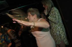 Dancing mum