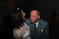 Broomhall Castle wedding