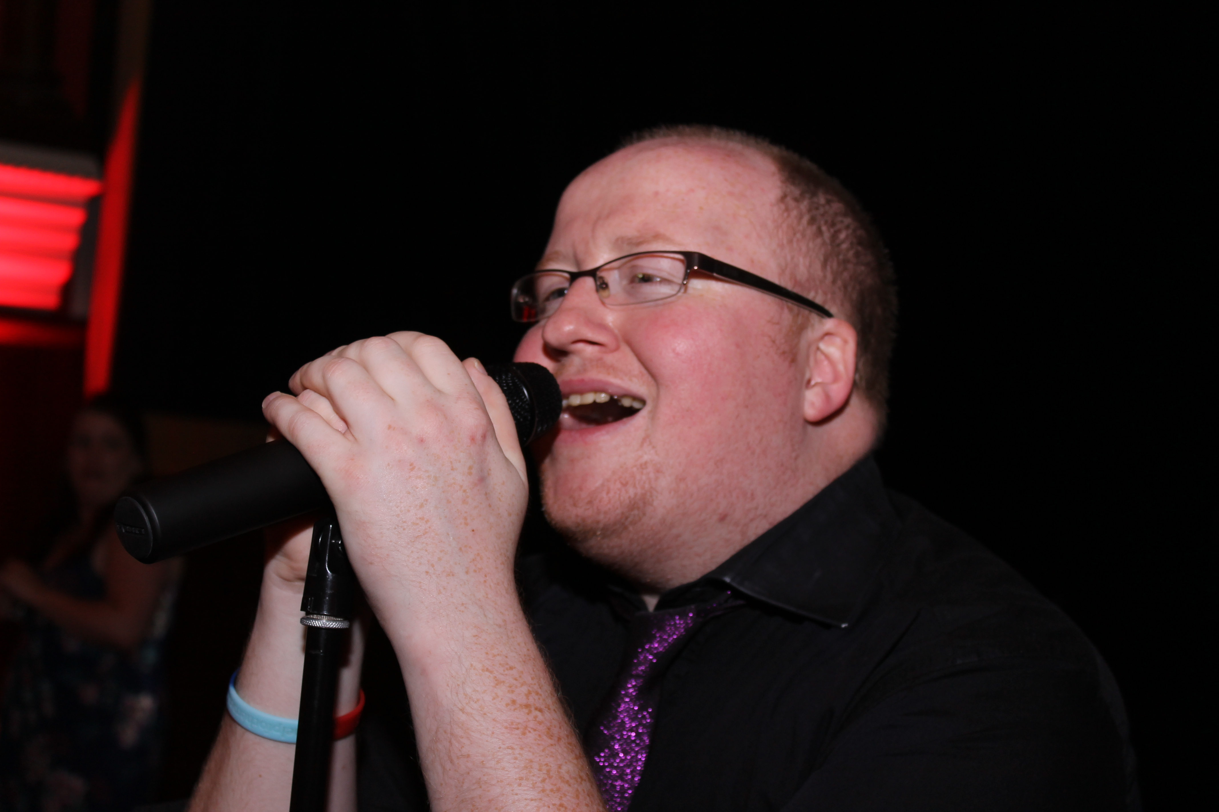 Glasgow Wedding Singer