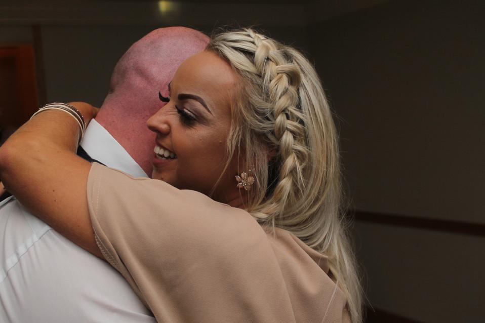 Hilton wedding DJ