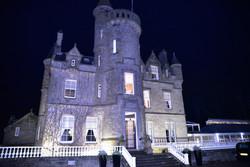 Carlowrie Castle evening reception