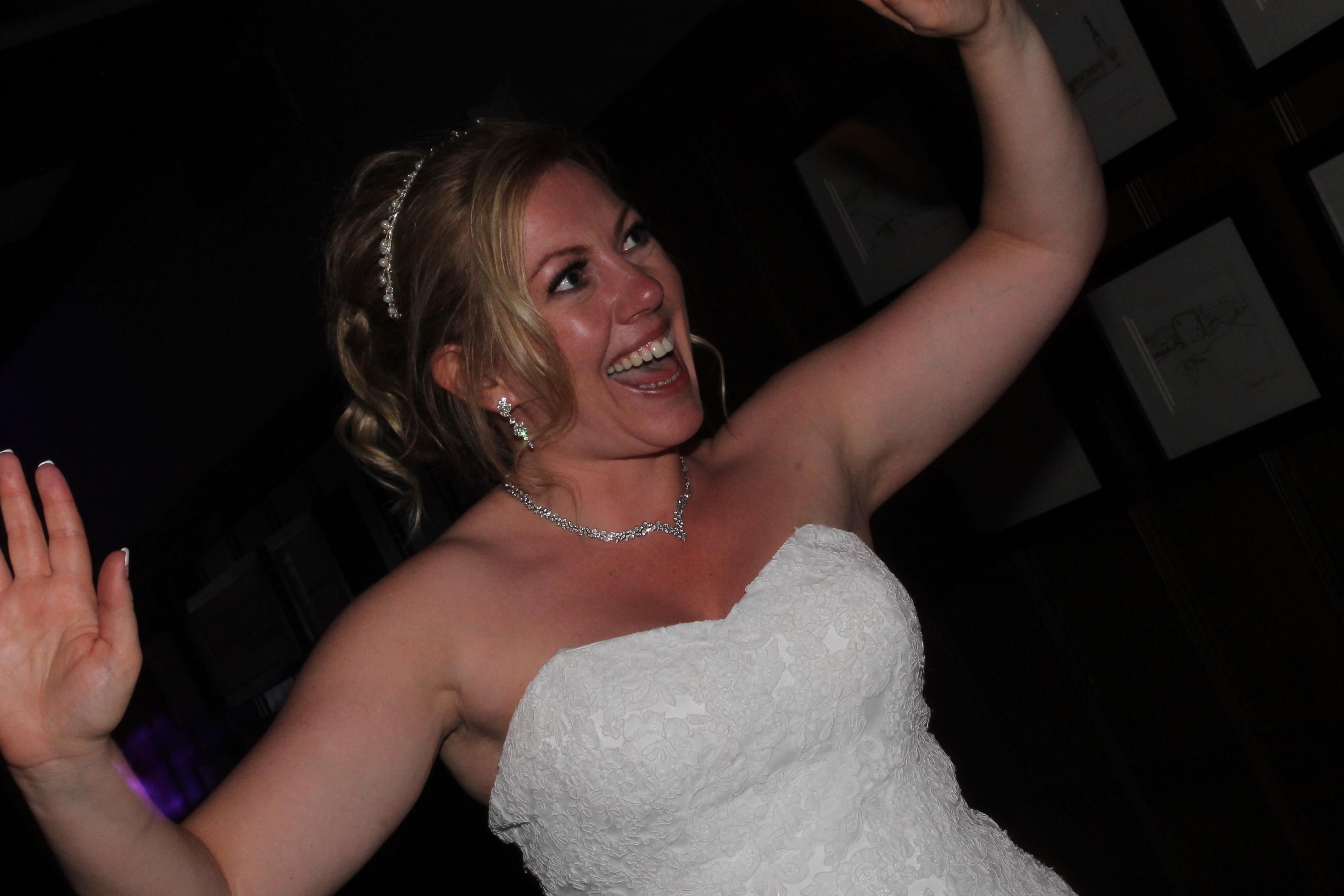 Parklands Country Club bride
