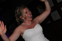 Parklands Country Club bride