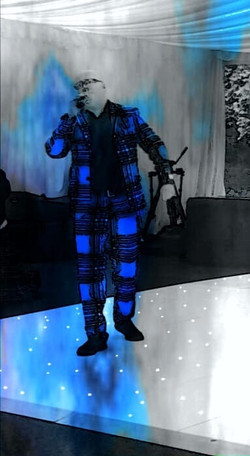 Before you ask, yes I wear the suit!