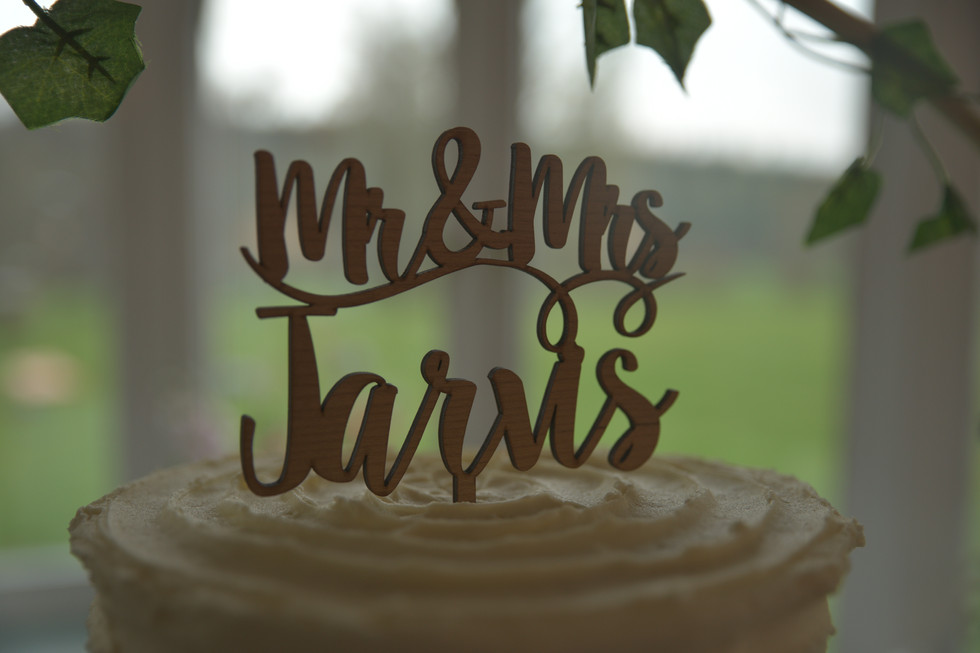 Mr and Mrs Jarvis