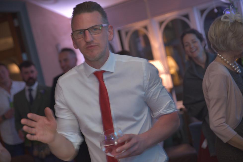 Highland wedding DJ